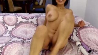 MIA KHALIFA – Arab Pornstar Toys Her Pussy On Webcam For Her Fans