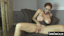 Horny MILF Charlee Chase's Pussy Needs Pleasi