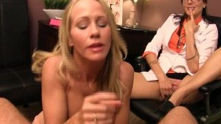 Mom and the cock doctor
