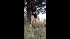 Requested, Giantess Catches Tiny Man Spying On Her Treats Him To Her Holes!