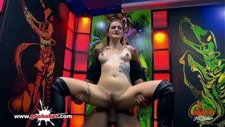Adreena Winters in the Monster Cock Sea – German Goo Girls